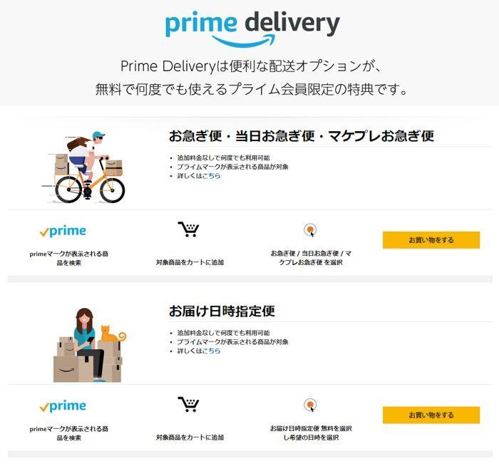 【Amazon Prime Student】配送料