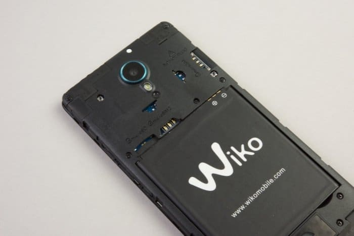 Wiko ウイコウ Tommy トミー レビュー