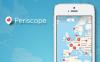 Twitterのライブ動画配信アプリ「Periscope」が日本語化、マップから探す機能も追加