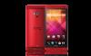 au「HTC J One」に新色レッドメタルが登場