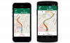 「Googleマップ」がアップデート、レーン案内実装やUber統合 カーナビを超える日も近い