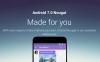 グーグル、「Android 7.0 Nougat」を正式リリース