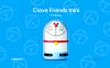 LINE、ドラえもんとおしゃべり可能なスマートスピーカー「Clova Friends mini」を発売