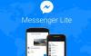 Facebook、軽量版アプリ「Messenger Lite」を日本でも提供開始