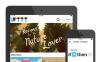 IFTTT、iPadアプリをリリース iOS通知チャンネルも登場