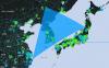 韓国水没、ドハマりプレイヤー続出のリアル陣取りゲーム「Ingress」で巨大な青フィールドが出現