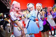 【東京ゲームショウ2016】コンパニオン写真ギャラリー2:美人コスプレイヤーを中心に