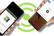 「Nearby Share(ニアバイシェア)の使い方──写真・動画などを送受信する方法