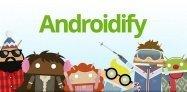 アプリ「Android メーカー」自分だけのドロイド君を作ろう #Android