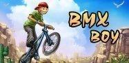 ゲーム「BMX Boy」BMXでアクションを決めろ #Android