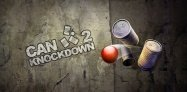 ゲーム「Can Knockdown 2」ボールで缶を吹きとばせ #Android