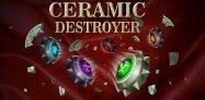 ゲーム「Ceramic Destroyer」爆弾でブロックを破壊しつくすパズルゲーム #Android