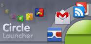 アプリ「CircleLauncher light」ホーム画面を機能的に整理できるランチャーアプリ #Android