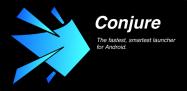アプリ「Conjure」目的のアプリ、トグル、連絡先、Web検索を予測検索ですばやく探し出すランチャー #Android