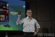 Amazon、「Amazon Fire TV」を発表 動画ストリーミングとゲームを楽しむリビングの主役を目指す