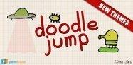 ゲーム「Doodle Jump」ひたすら高くジャンプしつづけるアクションゲーム #Android
