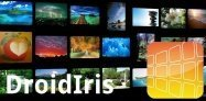 アプリ「DroidIris」一覧表示が美しい画像・動画検索アプリ #Android