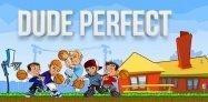 ゲーム「Dude Perfect」ありえないバスケット集団Dude Perfectのゲームアプリ #Android