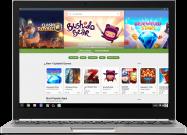 ChromebookでAndroidアプリが使えるように──米国では出荷台数でMacを上回る