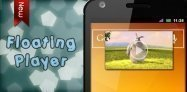 アプリ「Floating Player Beta」動画を小窓でポップアップ再生 #Android
