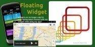 アプリ「Floating Widget」あらゆるウィジェットをオーバーレイ仕様にできるアプリ #Android