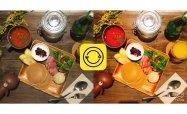 LINE、フード専用のカメラアプリ「Foodie」をリリース 真上撮りサポートやフィルタ24種、アウトフォーカスなど
