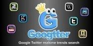 アプリ「Googtter」いま注目のキーワードを一発表示 #Android