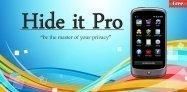 アプリ「Hide It Pro」ファイルを隠密管理 #Android