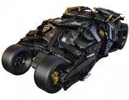 レゴ1869ピースで作られたバットマン愛用車「タンブラー」の重厚感がすごい 今夏発売