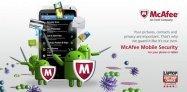 アプリ「McAfee Mobile Security」クラウド上にデータのバックアップがとれる総合セキュリティアプリ #Android