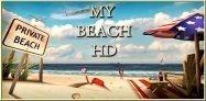 アプリ「My Beach HD」プライベートビーチを壁紙に #Android