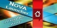 アプリ「Nova Launcher」Android4.0(ICS)標準ホームを使いやすくしたホームアプリ #Android