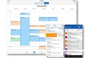 マイクロソフト、「Outlook for iOS/Android」をリリース GmailやiCloudなどもサポート