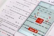 スマホカメラで数式を認識して解答を表示するアプリ「PhotoMath」が登場