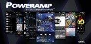 アプリ「Poweramp」高機能音楽プレイヤーアプリ #Android