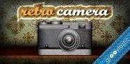 アプリ「Retro Camera」レトロでお洒落な写真を撮る #Android