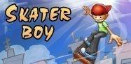ゲーム「Skater Boy」スケボー少年と共に行く軽快横スクロールアクション #Android