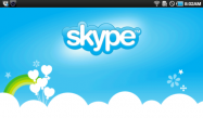 Skype for Androidがマーケットに登場