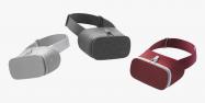 グーグル、スマホをセットして使うVRヘッドセット「Daydream View」を11月発売