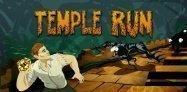 ゲーム「Temple Run」ひたすら走って獣から逃げるアクションゲーム #Android