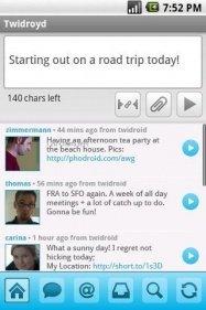 アプリ「TWIDROYD for Twitter」機能満載のTwitterクライアント #Android