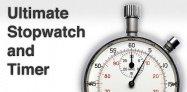 アプリ「Ultimate Stopwatch & Timer」クールで正確なストップウォッチ #Android