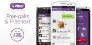 アプリ「Viber」通話料無料の電話アプリ #Android