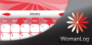 アプリ「WomanLog カレンダー」生理周期の管理用カレンダーアプリ #Android