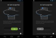 運転や料理時に活躍、画面に触れずに電話応答できるアプリ「Air Call-Accept」 #Android