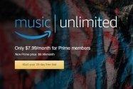 アマゾン、定額制の音楽配信(聴き放題)サービス「Amazon Music Unlimited」を提供開始