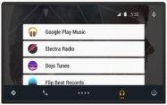 Google、車載用「Android Auto」のデザインなど詳細を公開