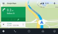 グーグル、「Android Auto」アプリをリリース 車とスマホを接続