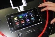 【動画】Android AutoとCarPlayに対応した車載ディスプレイオーディオ──三菱自動車が展示
