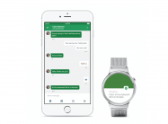 iPhoneでAndroid Wearスマートウォッチを利用可能に Googleが正式発表